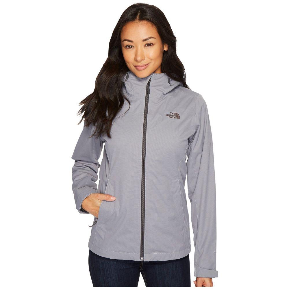 ザ ノースフェイス The North Face レディース スキー・スノーボード ジャケット アウター【Arrowood TriClimate Jacket】Mid Grey Dobby