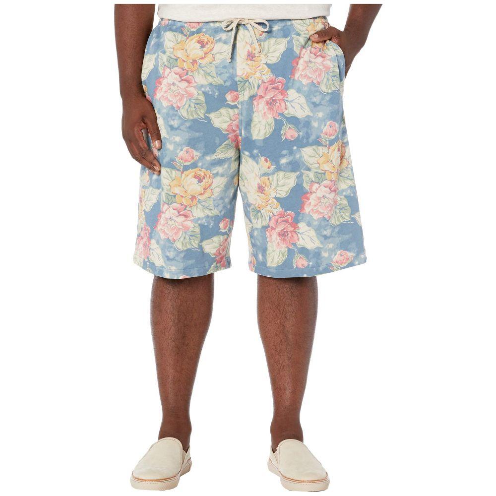 ラルフ ローレン Polo Ralph Lauren Big & Tall メンズ ショートパンツ 大きいサイズ ボトムス・パンツ【Big & Tall Montauk Floral-Print Spa Terry Short】Rose Patio Floral