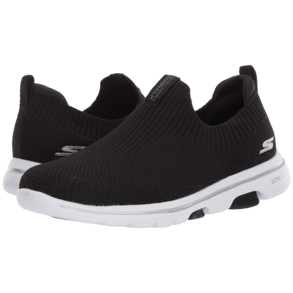 スケッチャーズ SKECHERS Performance レディース スニーカー シューズ・靴【Go Walk 5 - 15952】Black/White