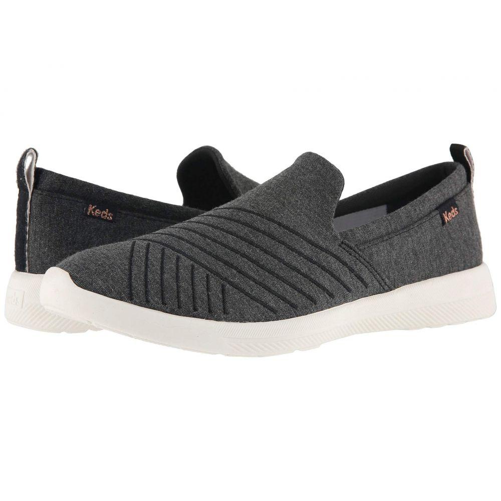 ケッズ Keds レディース スニーカー シューズ・靴【Studio Hart Jersey】Black