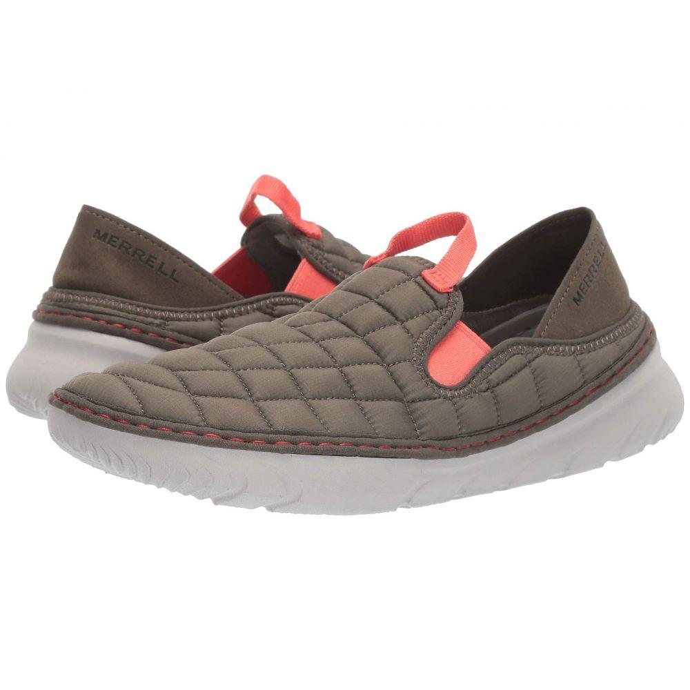 メレル Merrell レディース スニーカー シューズ・靴【Hut Moc】Olive