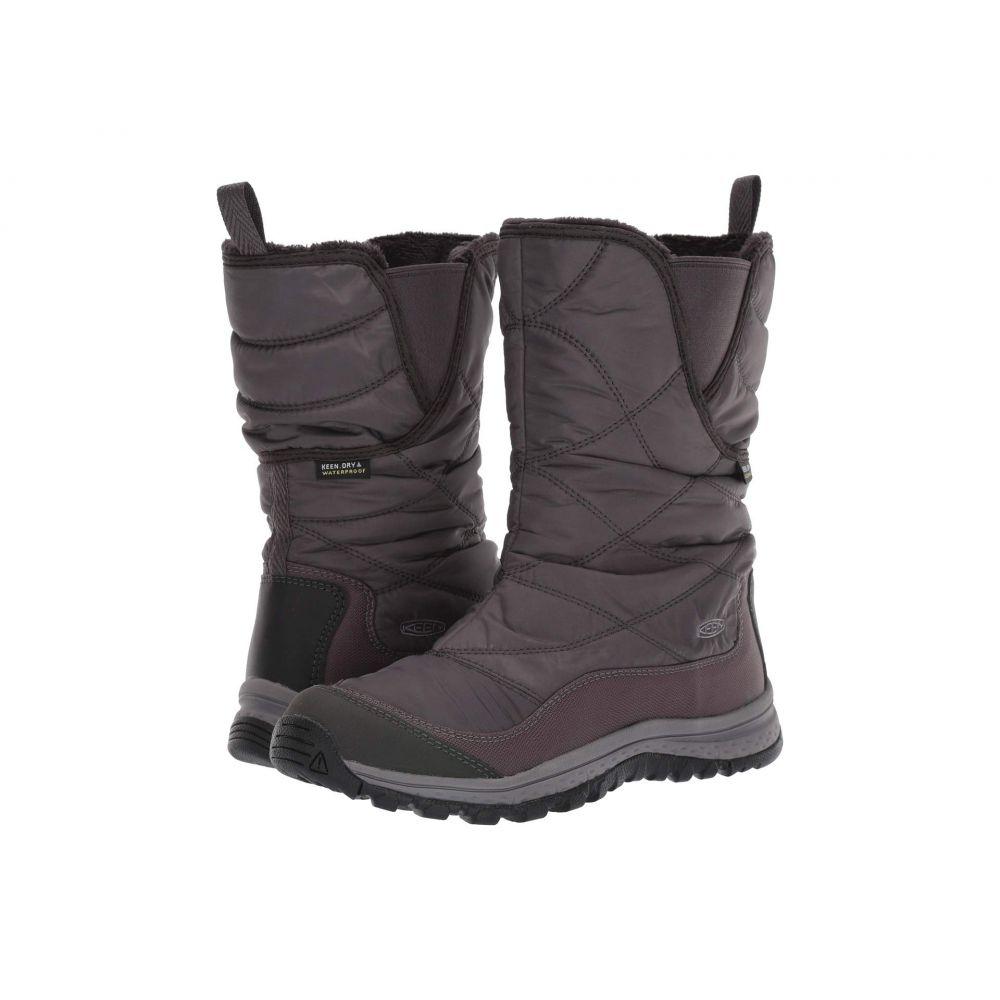 キーン Keen レディース スキー・スノーボード ブーツ シューズ・靴【Terradora Pull-On Waterproof Boot】Magnet/Raven
