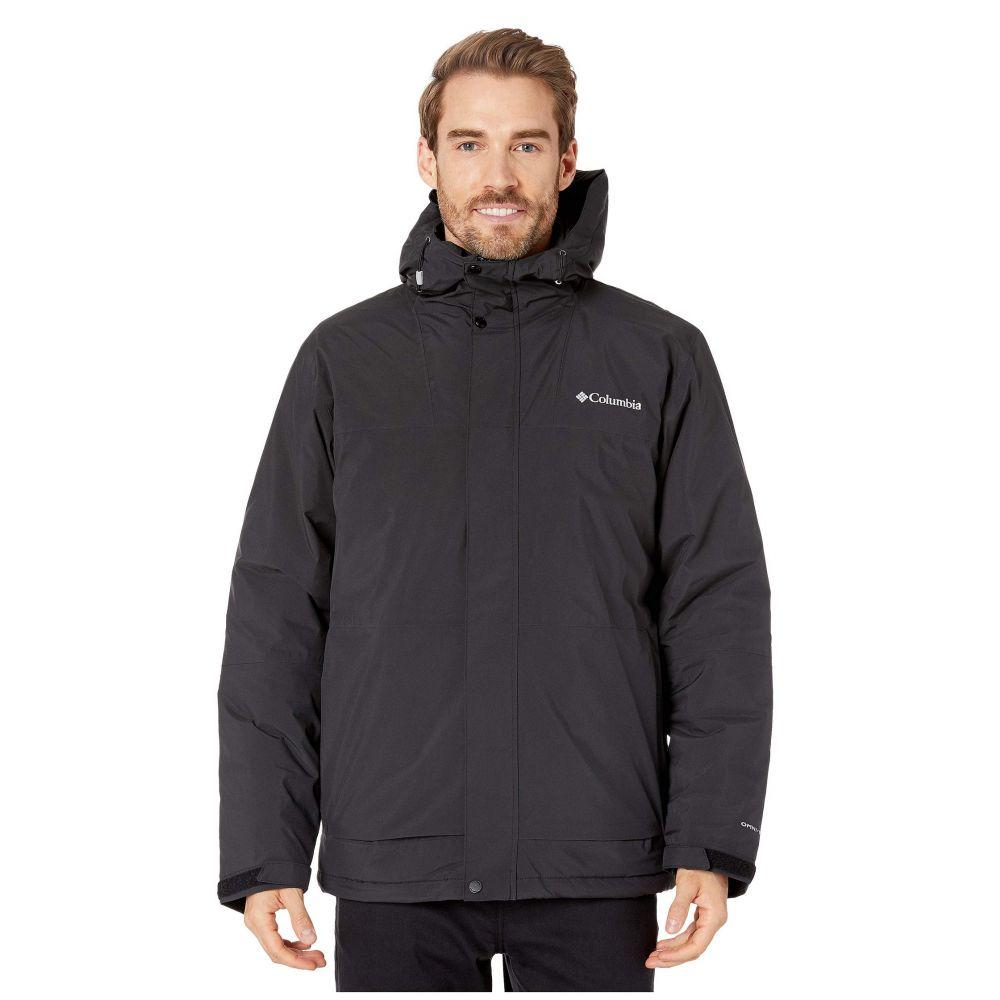 コロンビア Columbia メンズ ダウン・中綿ジャケット アウター【Horizon Explorer(TM) Insulated Jacket】Black