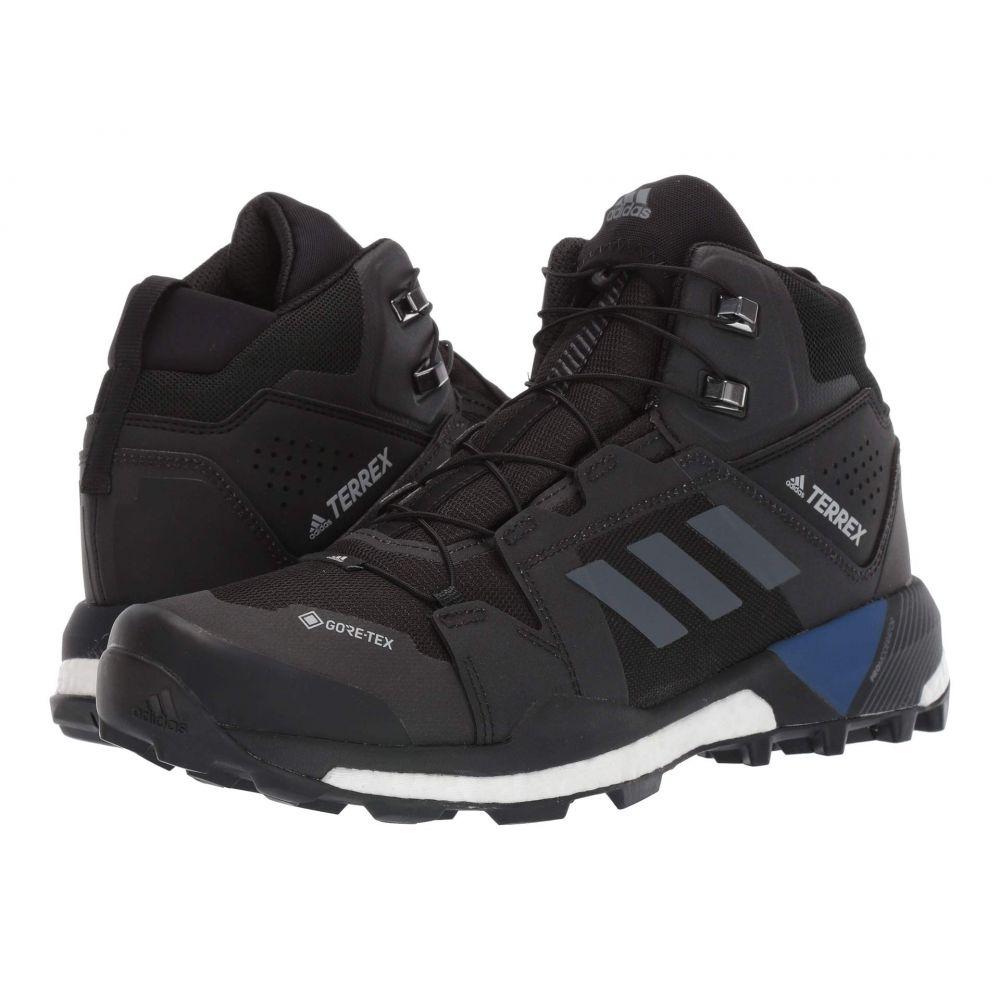 アディダス adidas Outdoor メンズ ハイキング・登山 シューズ・靴【Terrex Skychaser XT Mid GTX】Black/Grey Five/Collegiate Royal