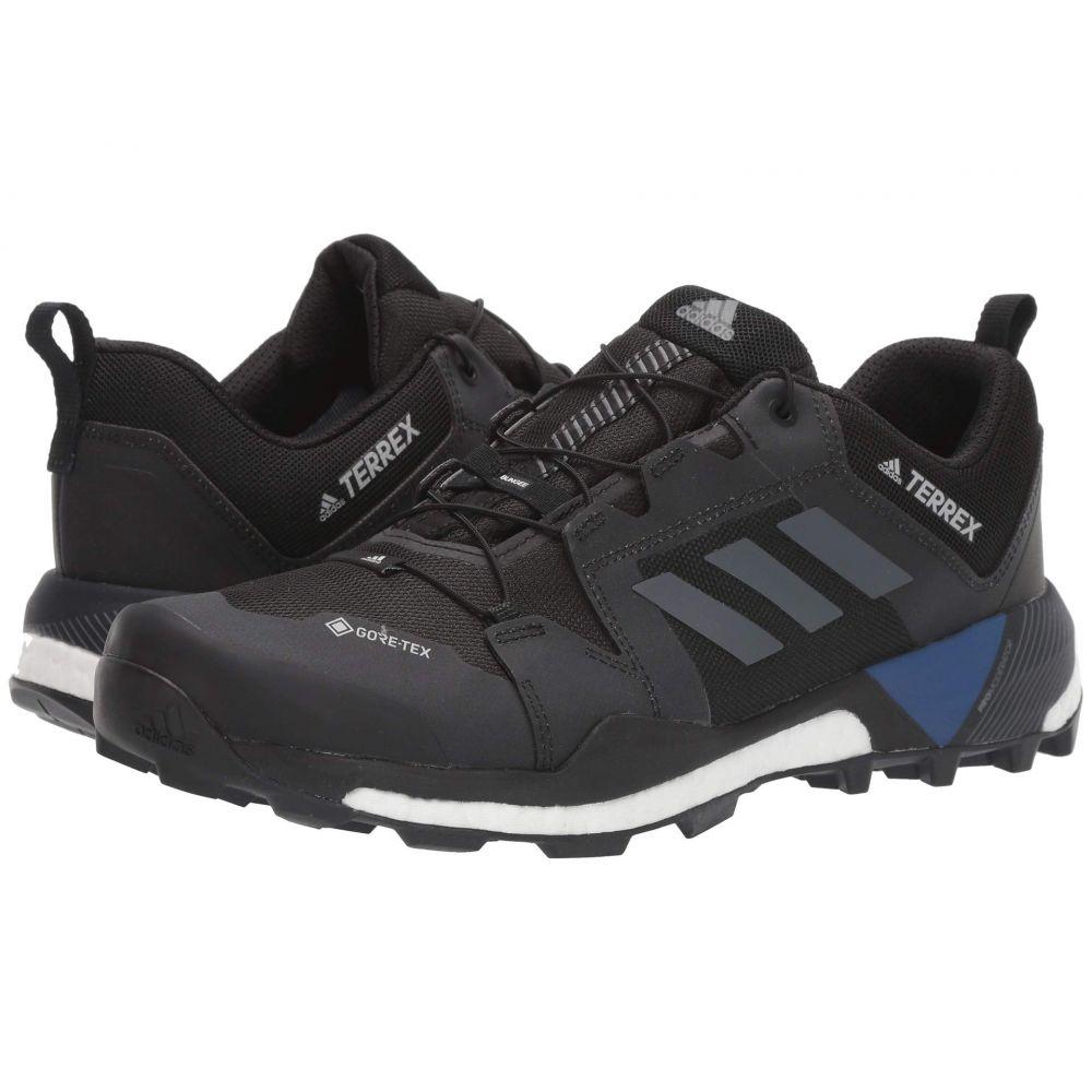 アディダス メンズ ハイキング・登山 シューズ・靴 Black/Grey Three/Collegiate Royal 【サイズ交換無料】 アディダス adidas Outdoor メンズ ハイキング・登山 シューズ・靴【Terrex Skychaser XT GTX】Black/Grey Three/Collegiate Royal