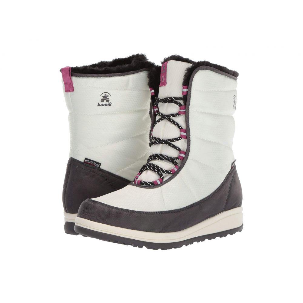 カミック Kamik レディース スキー・スノーボード シューズ・靴【Bianca】White