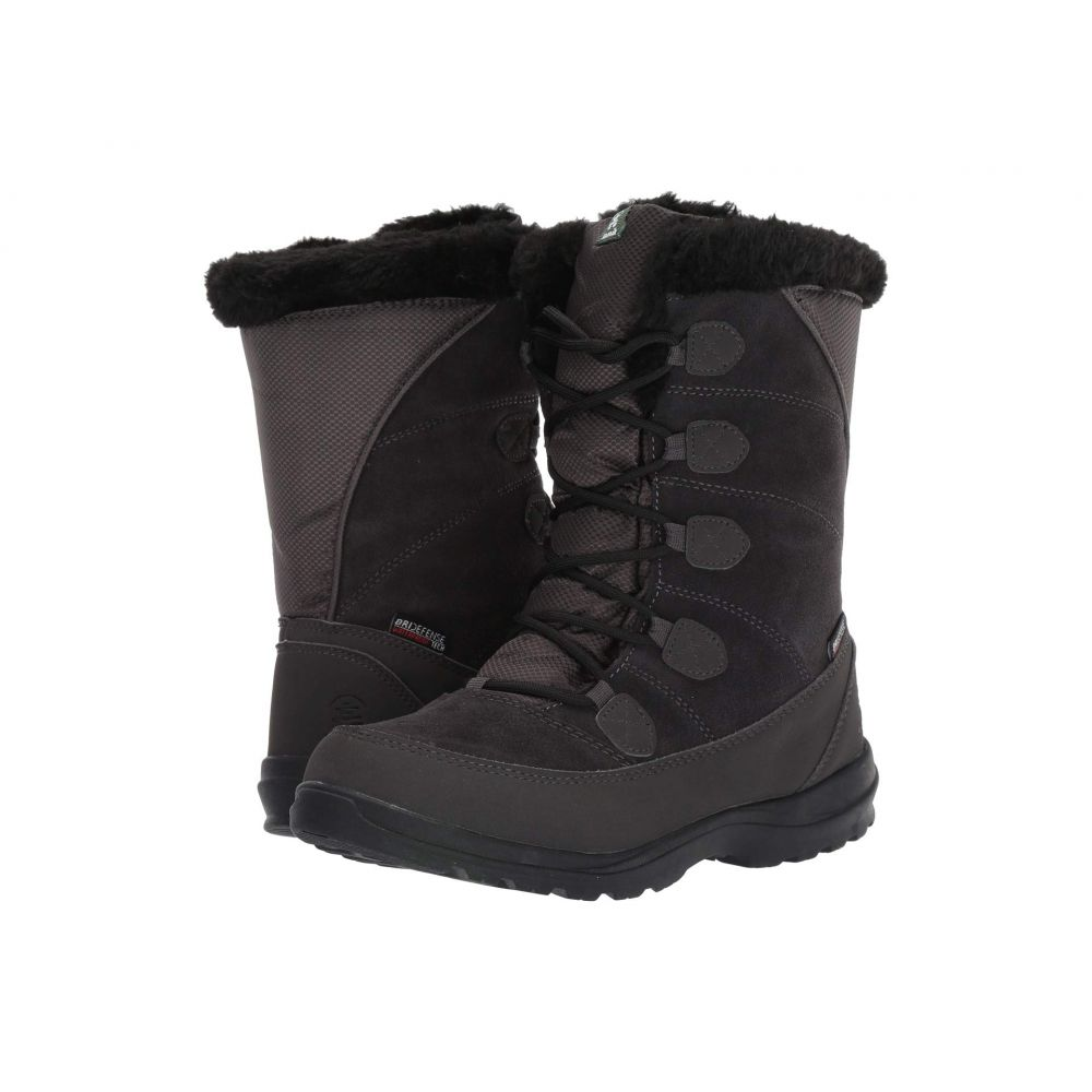 カミック Kamik レディース スキー・スノーボード シューズ・靴【Icelyn S】Charcoal