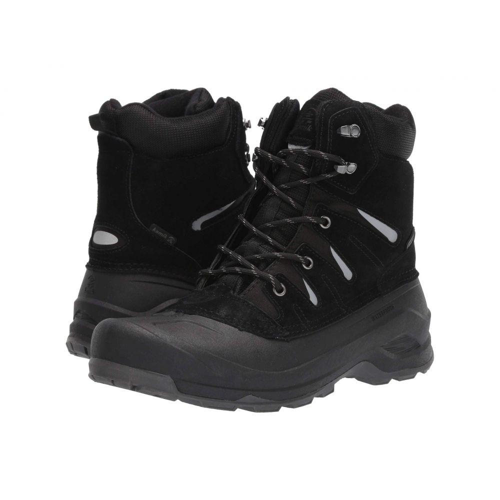 カミック Kamik メンズ スキー・スノーボード シューズ・靴【Labrador】Black