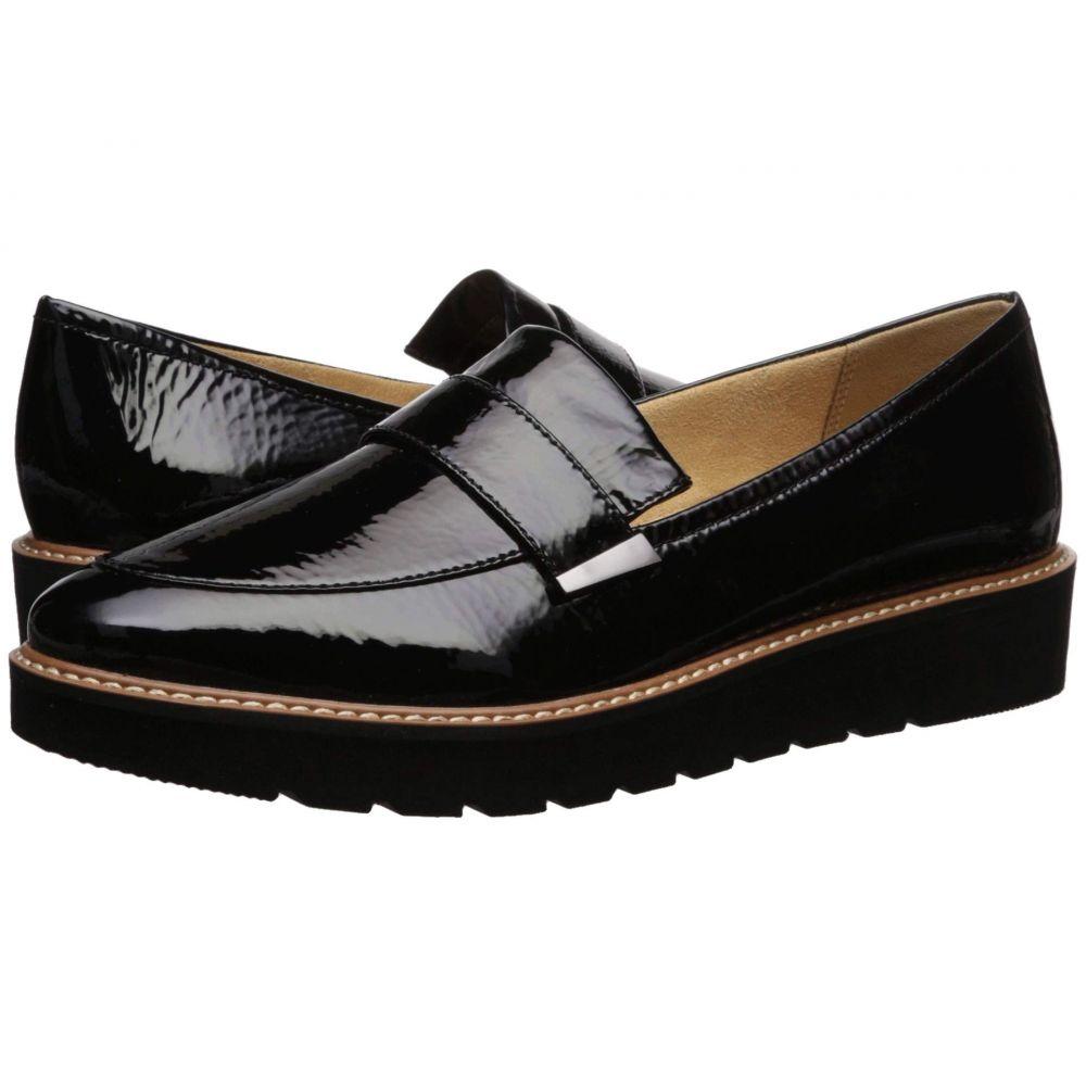 ナチュラライザー Naturalizer レディース ローファー・オックスフォード シューズ・靴【Adiline】Black Patent Leather