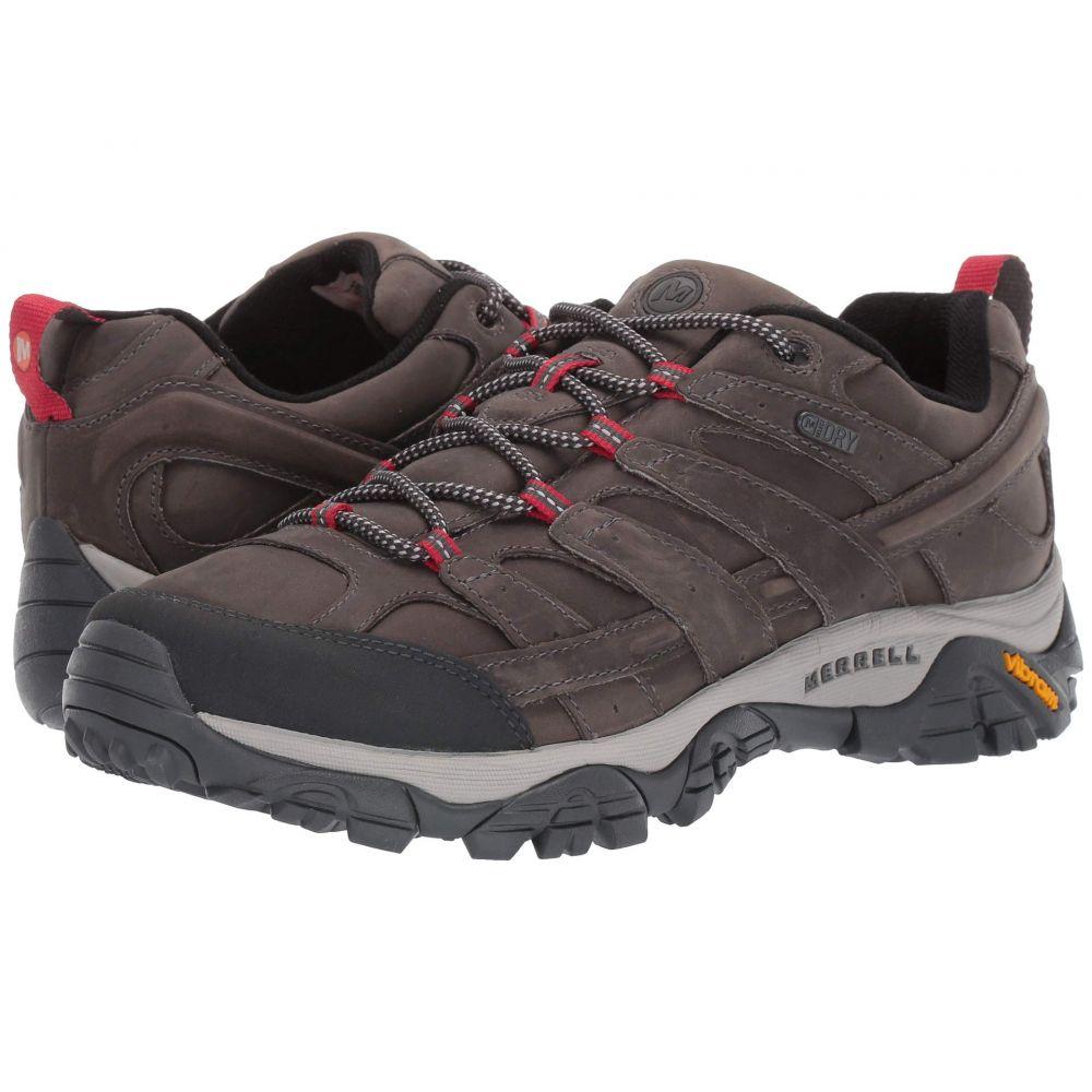 メレル Merrell メンズ ハイキング・登山 シューズ・靴【Moab 2 Prime Waterproof】Charcoal