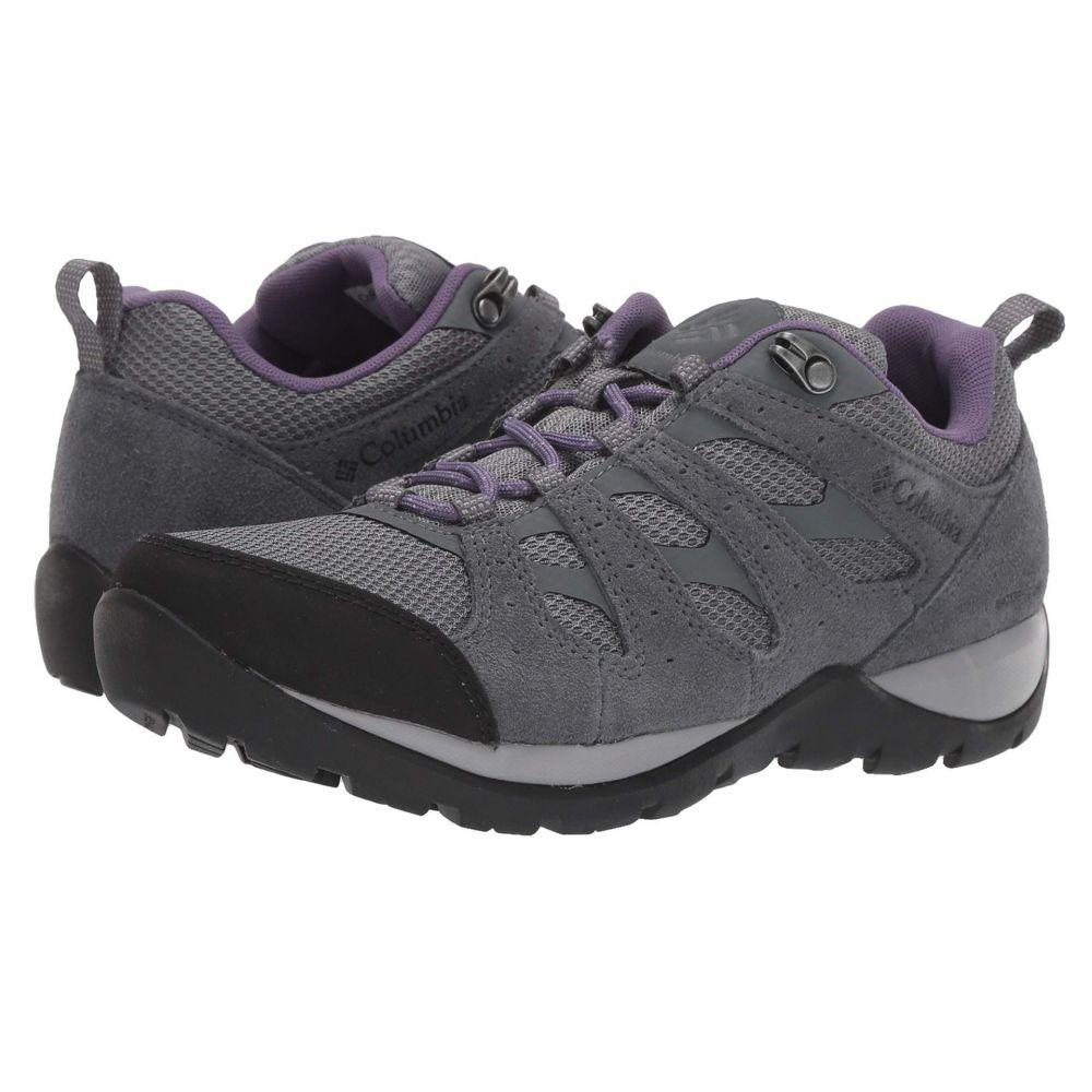 コロンビア Columbia レディース ハイキング・登山 シューズ・靴【Redmond(TM) V2 Waterproof】Titanium Grey Steel/Plum Purple