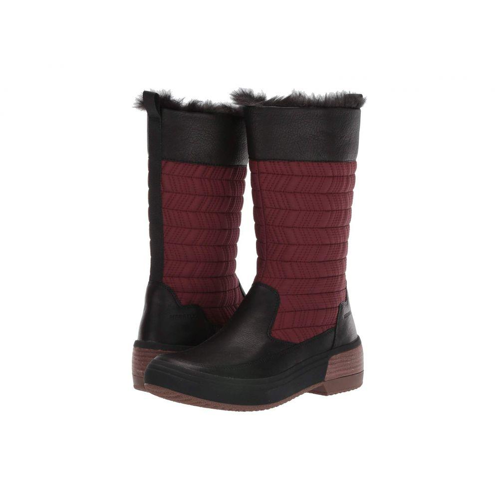 メレル Merrell レディース スキー・スノーボード シューズ・靴【Haven Pull-On Polar Waterproof】Raisin