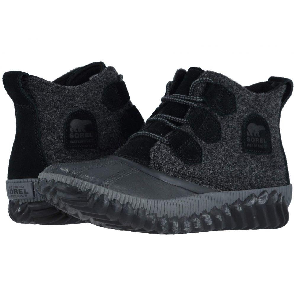 ソレル SOREL レディース スキー・スノーボード シューズ・靴【Out N About(TM) Plus】Black