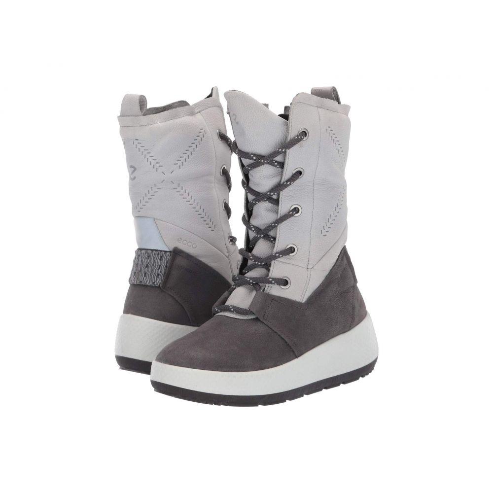 エコー ECCO Sport レディース スキー・スノーボード ブーツ シューズ・靴【Ukiuk 2.0 GORE-TEX Lace Boot】Magnet/Concrete