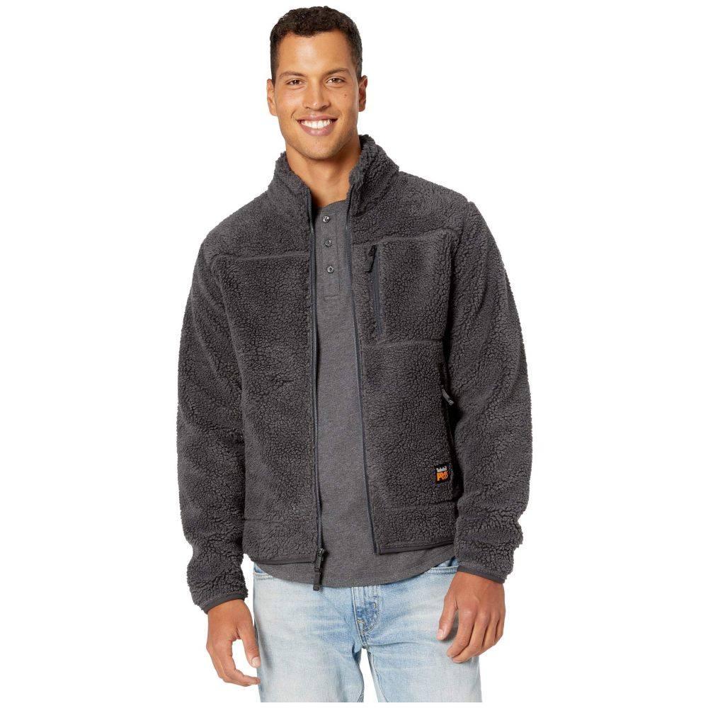 メーカー公式 ティンバーランド メンズ トップス フリース Dark Charcoal サイズ交換無料 記念日 Full Jacket Timberland Wind-Resistant PRO Zip Frostwall