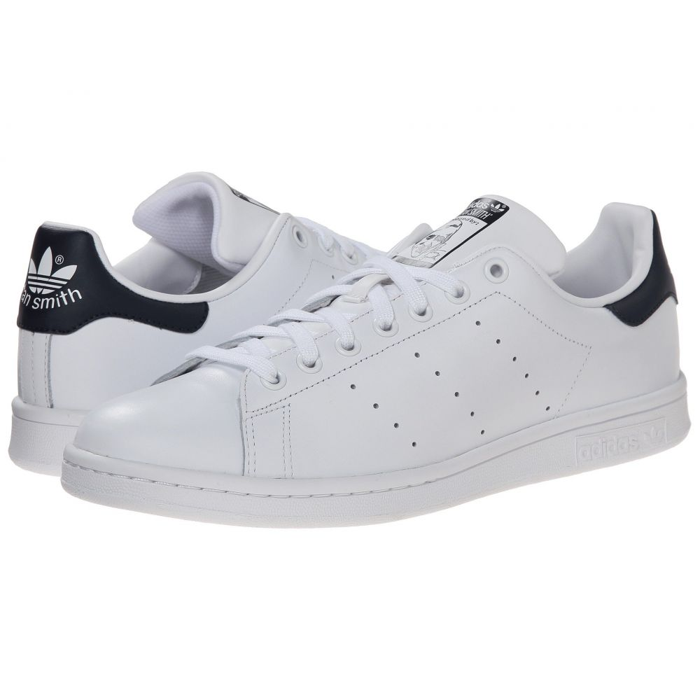 アディダス adidas Originals メンズ スニーカー シューズ・靴【Stan Smith】White/White/Navy