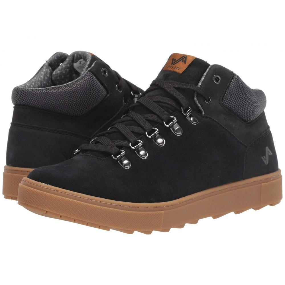 フォーセイク レディース ハイキング・登山 シューズ・靴 Black 【サイズ交換無料】 フォーセイク Forsake レディース ハイキング・登山 シューズ・靴【Lucie Mid】Black