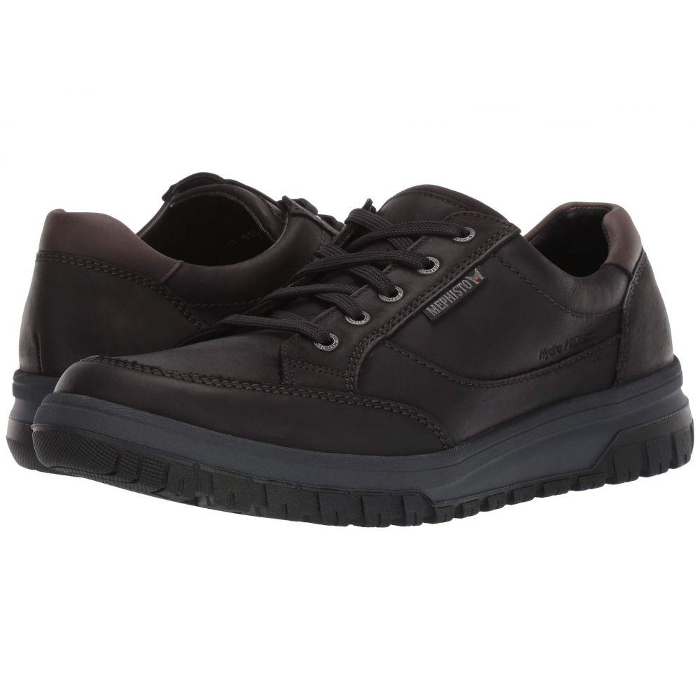 メフィスト Mephisto メンズ スニーカー シューズ・靴 Paco Black GrizzlyQdeCoWrxB