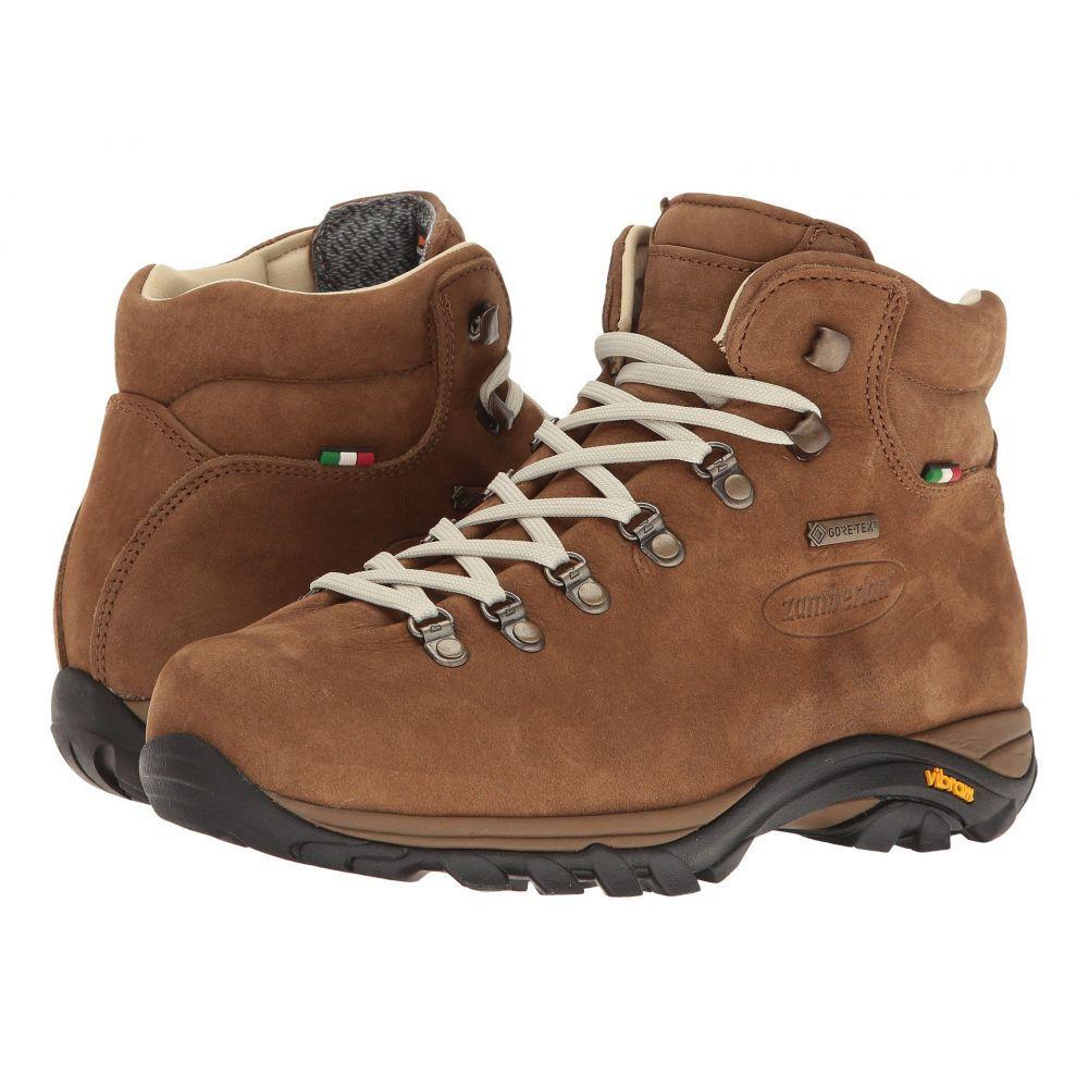 ザンバラン Zamberlan レディース ハイキング・登山 シューズ・靴【Trail Lite EVO GTX】Brown