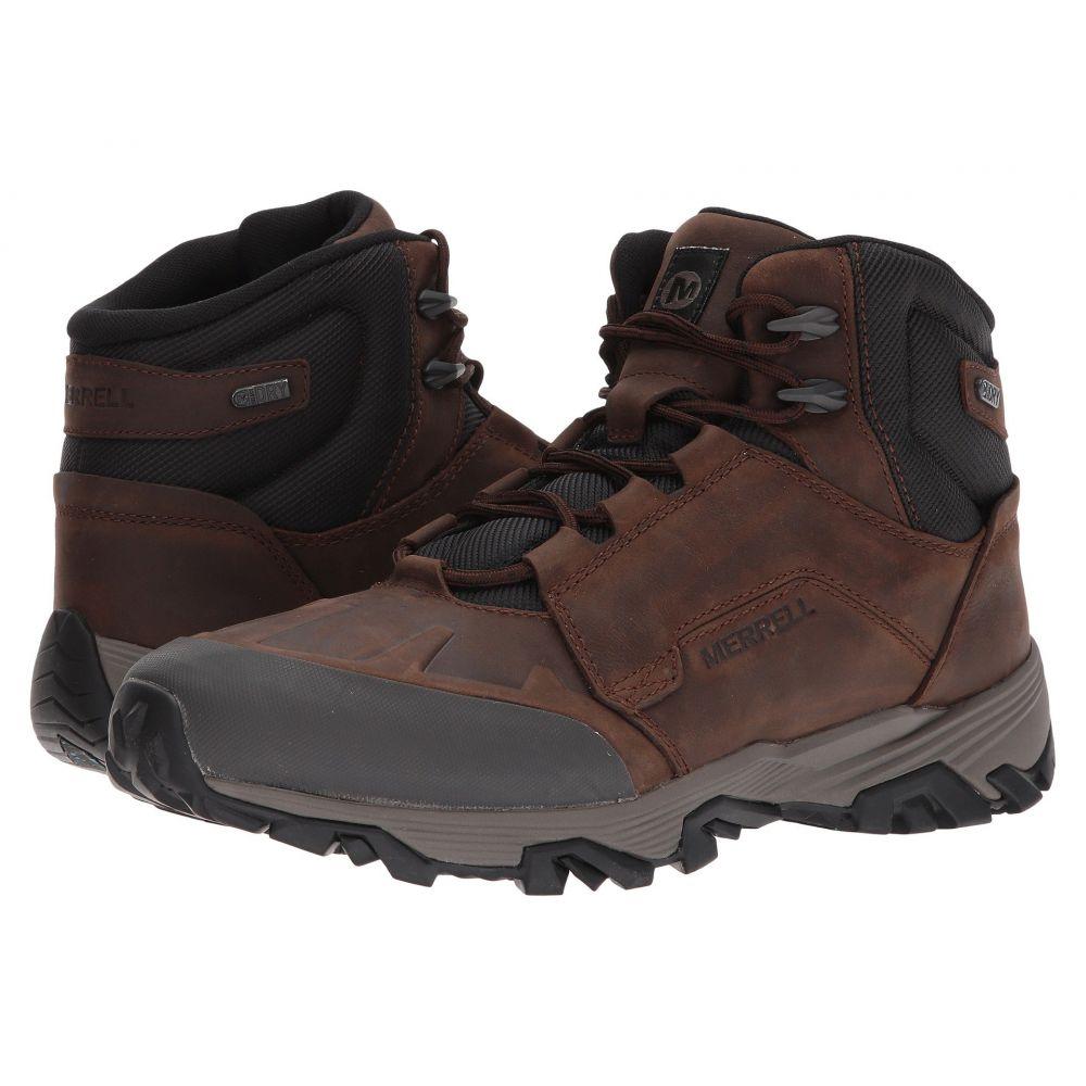 メレル Merrell メンズ ハイキング・登山 シューズ・靴【Coldpack Ice+ Mid Waterproof】Clay