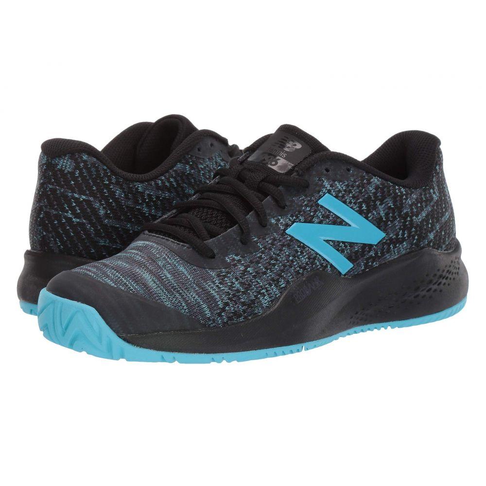 ニューバランス New Balance レディース テニス シューズ・靴【996v3】Black/Bayside