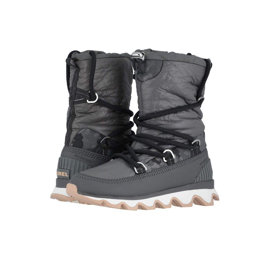 ソレル SOREL レディース スキー・スノーボード ブーツ シューズ・靴【Kinetic(TM) Boot】Quarry
