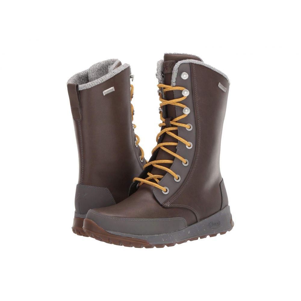 チャコ Chaco レディース スキー・スノーボード シューズ・靴【Borealis Tall Waterproof】Nickel