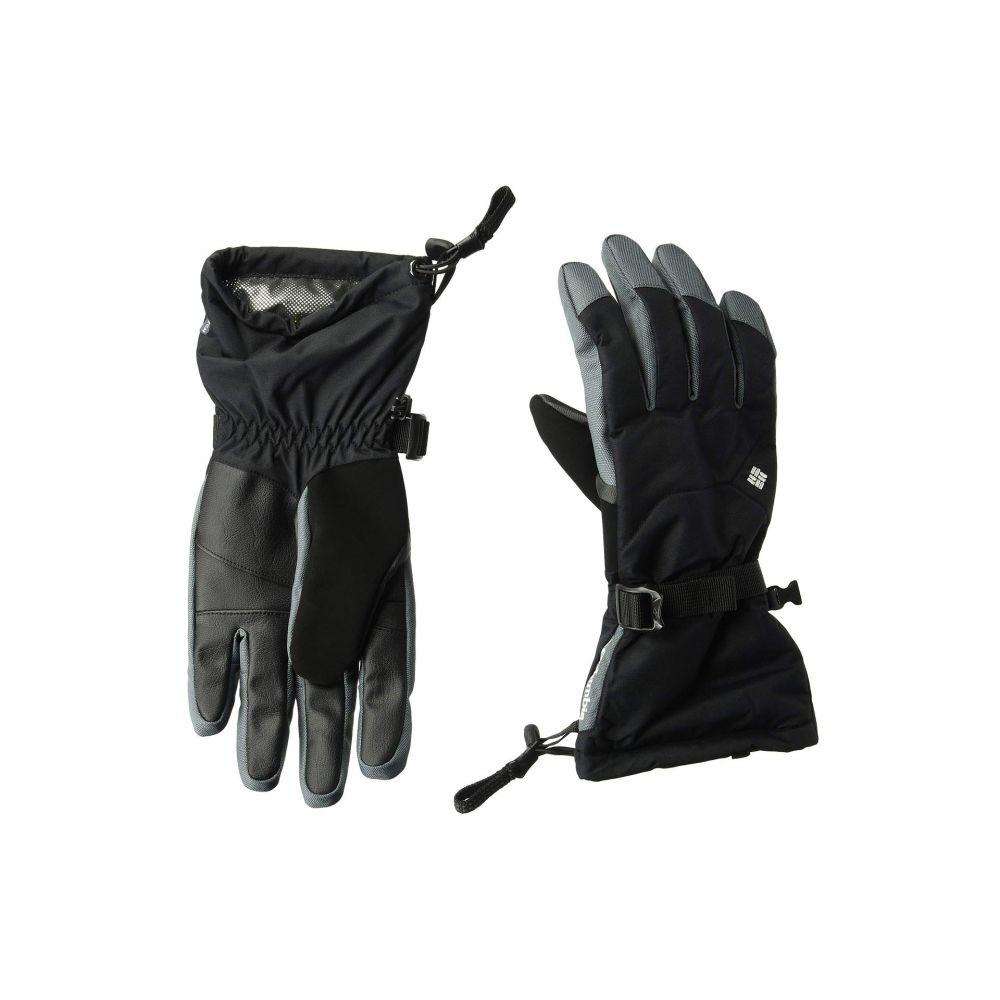 コロンビア Columbia メンズ スキー・スノーボード グローブ【Whirlibird(TM) Gloves】Black