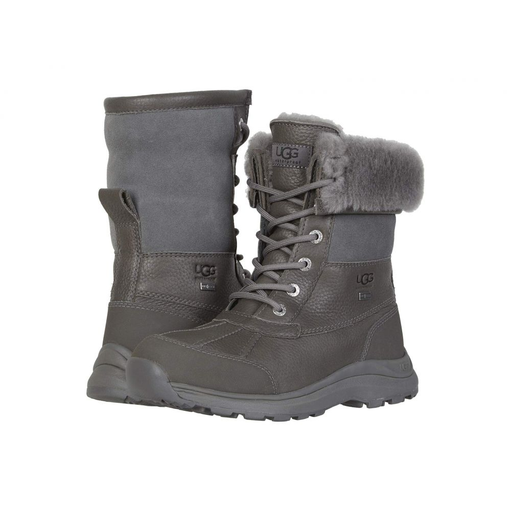 アグ UGG レディース スキー・スノーボード ブーツ シューズ・靴【Adirondack Boot III】Charcoal