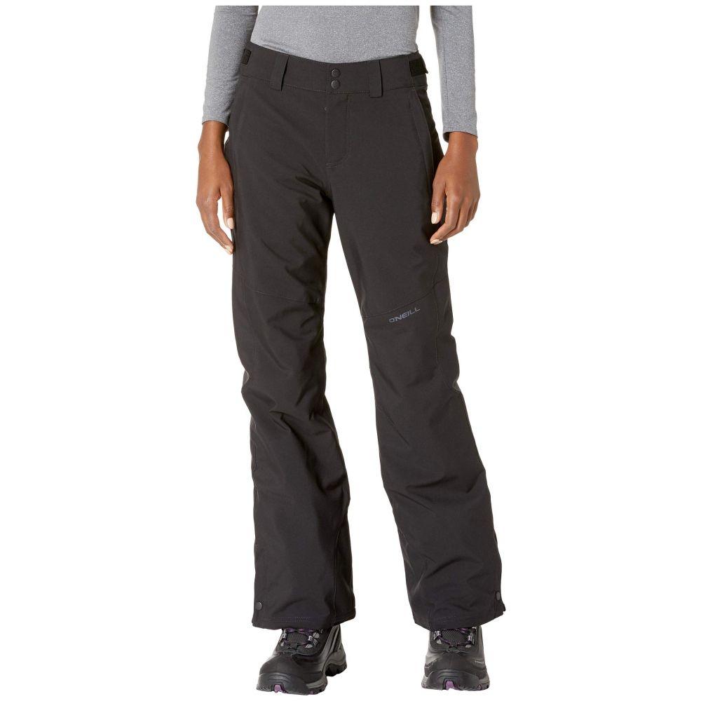オニール O'Neill レディース スキー・スノーボード ボトムス・パンツ【Star Insulated Pants】Black Out