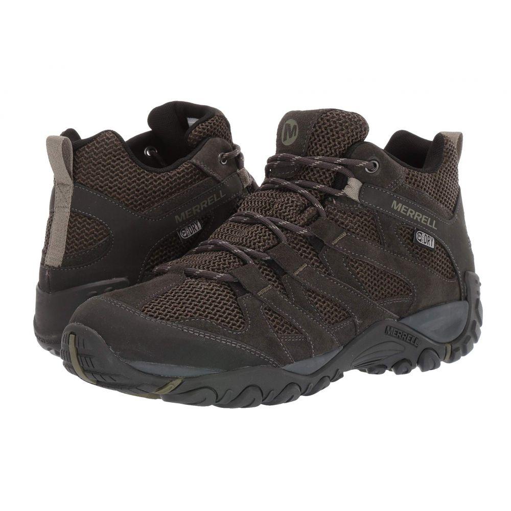 メレル Merrell メンズ ハイキング・登山 シューズ・靴【Alverstone Mid Waterproof】Olive