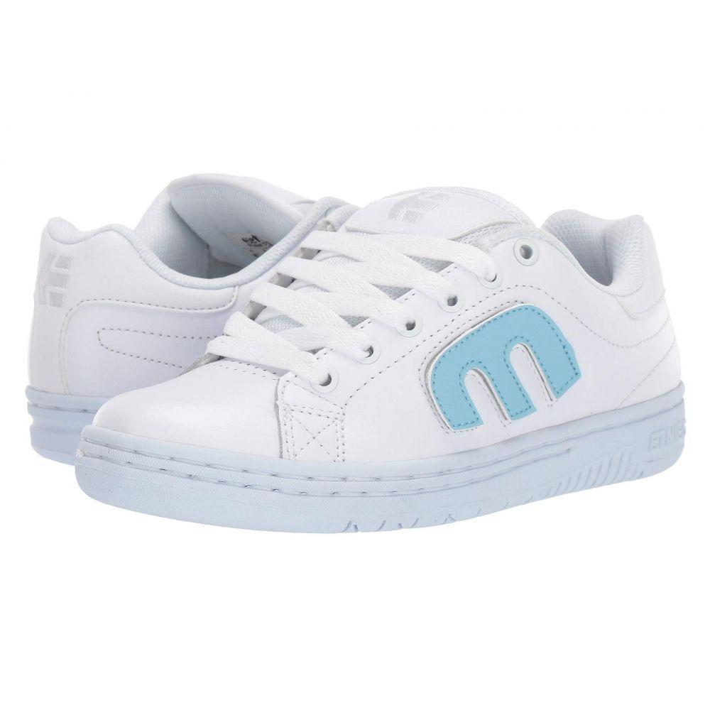 エトニーズ etnies レディース スニーカー シューズ・靴【Callicut】White