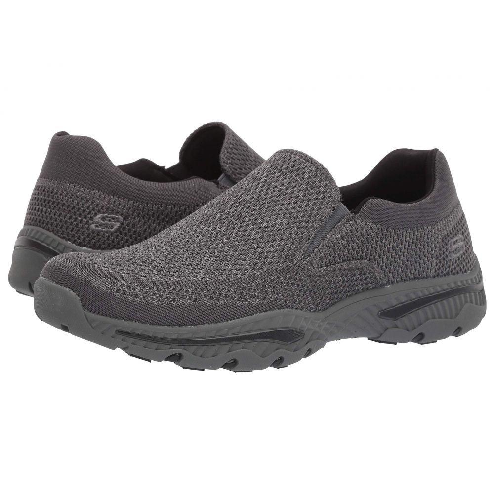スケッチャーズ SKECHERS メンズ スニーカー シューズ・靴【Creston - Barrow】Grey