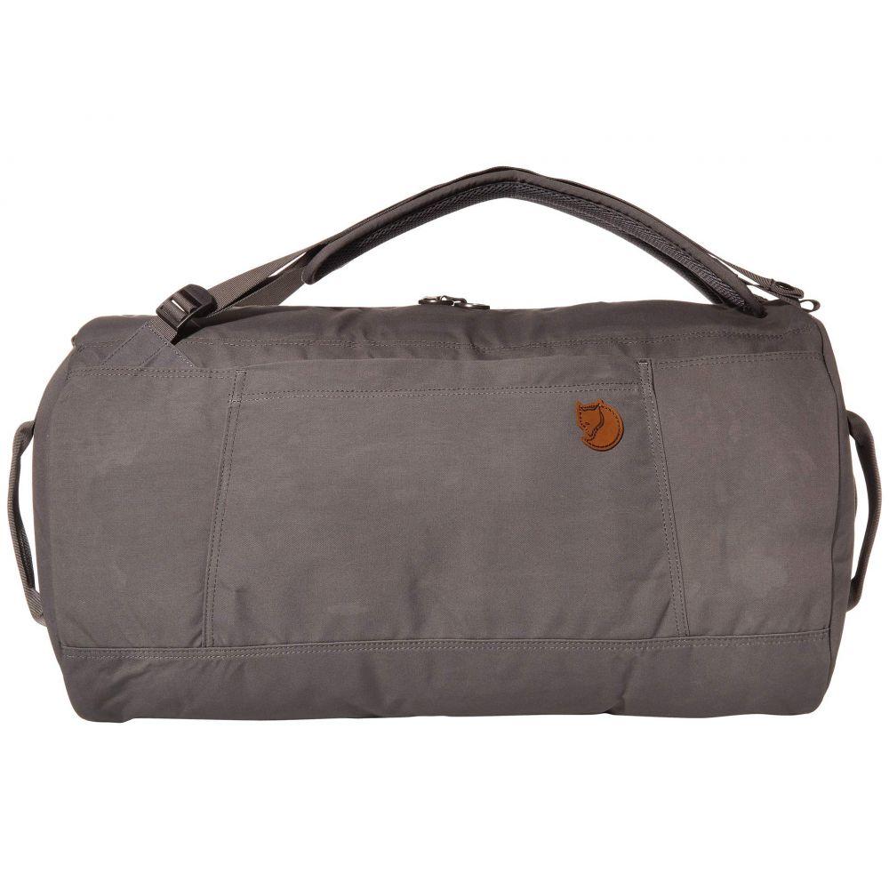 フェールラーベン Fjallraven レディース ボストンバッグ・ダッフルバッグ バッグ【Splitpack Large】Super Grey