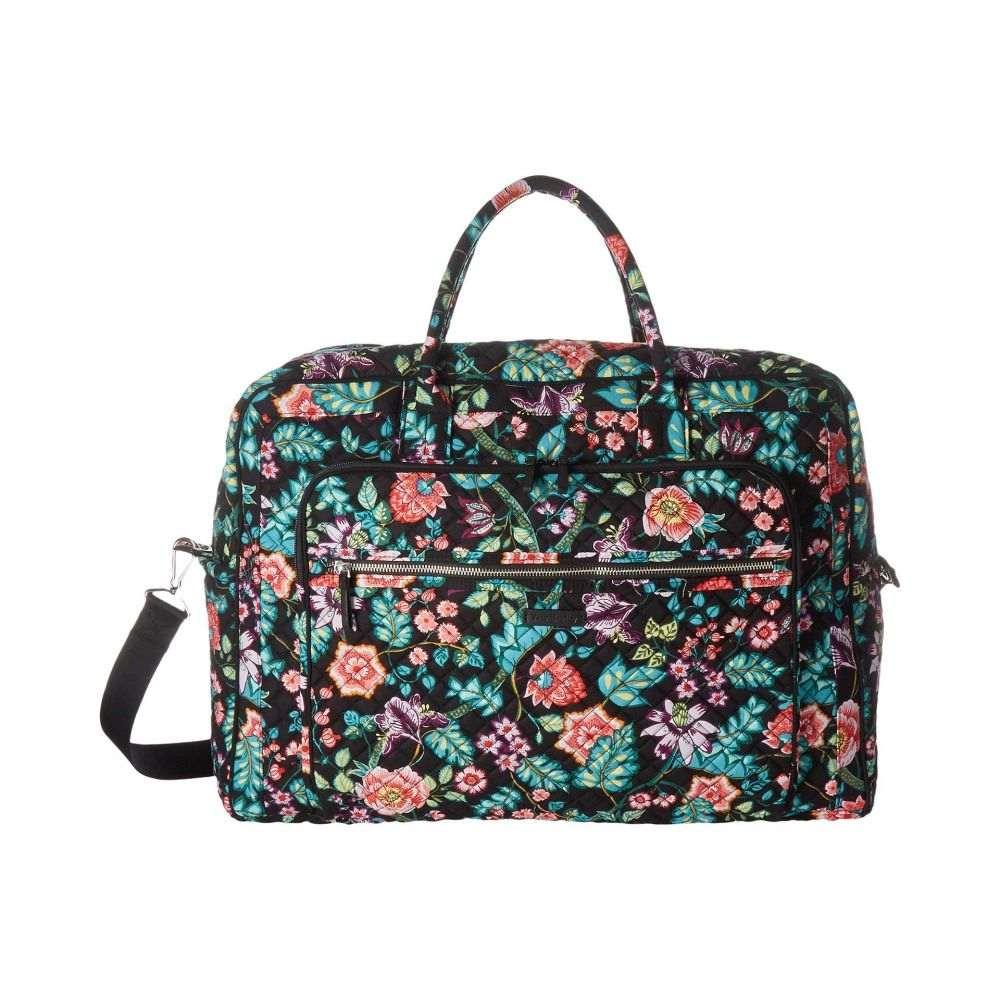 ヴェラ ブラッドリー Vera Bradley レディース ボストンバッグ・ダッフルバッグ バッグ【Iconic Grand Weekender Travel Bag】Vines Floral