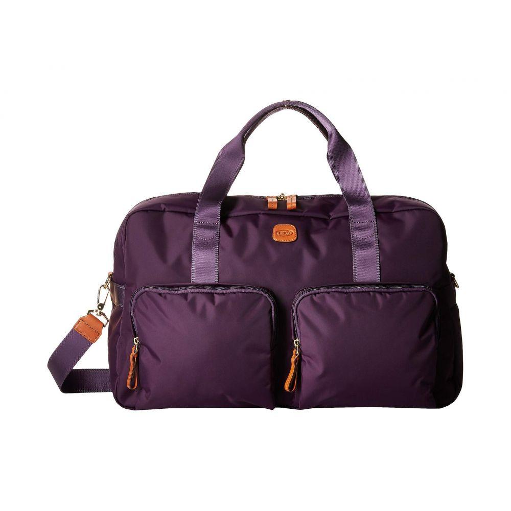 ブリックス Bric's Milano レディース ボストンバッグ・ダッフルバッグ バッグ【X-Bag 18' Boarding Duffle w/ Pockets】Violet