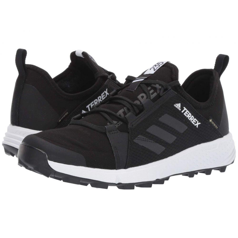 アディダス adidas Outdoor レディース ハイキング・登山 シューズ・靴【Terrex Speed GTX】Black/Black/White