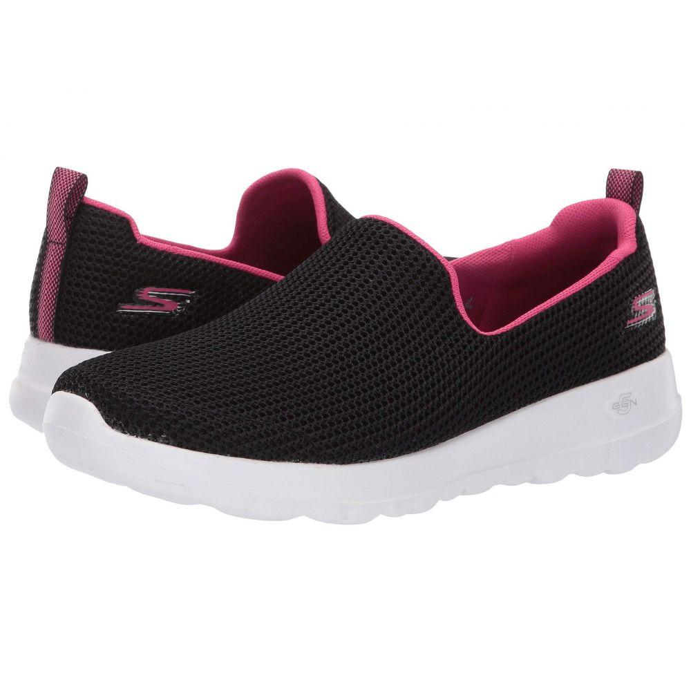 スケッチャーズ SKECHERS Performance レディース スニーカー シューズ・靴【Go Walk Joy - 15637】Black/Hot Pink