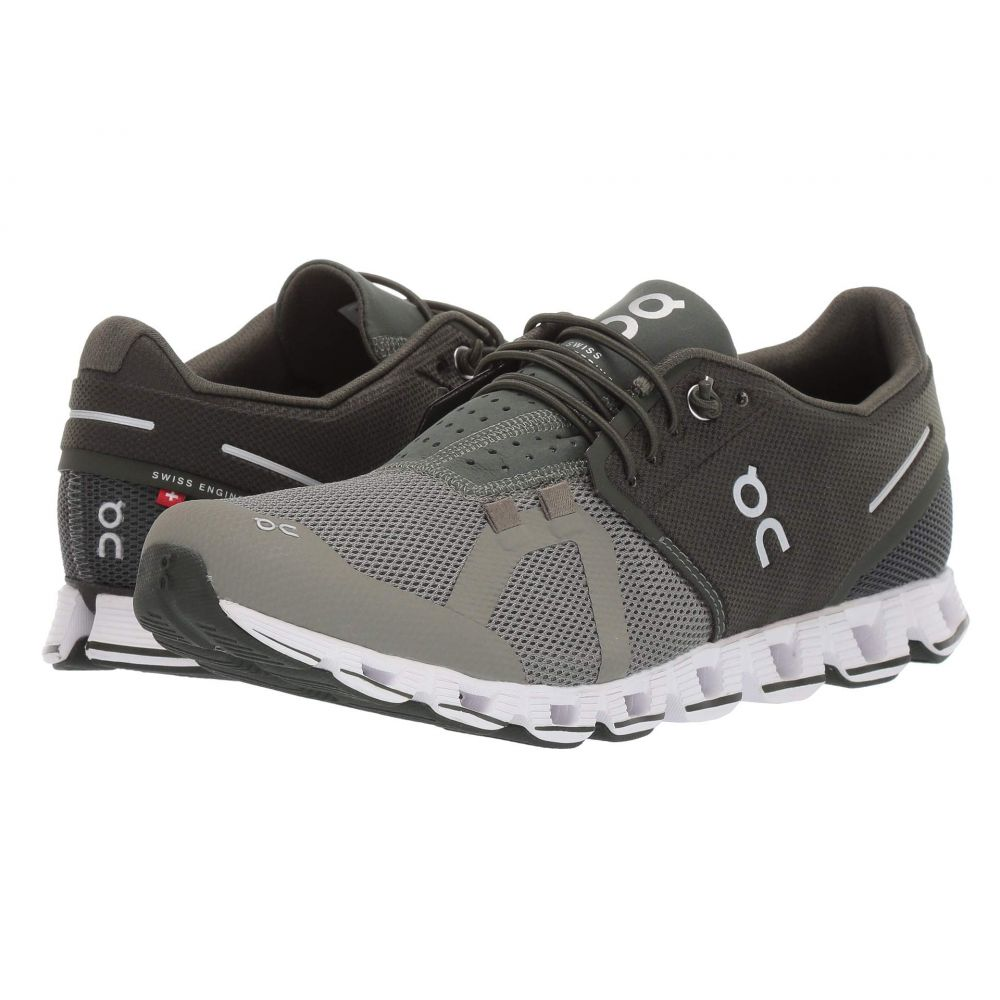 オン On レディース ランニング・ウォーキング シューズ・靴【Cloud 50 | 50】Jungle/Olive