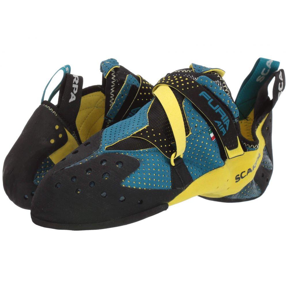 スカルパ Scarpa レディース ハイキング・登山 シューズ・靴【Furia Air】Blue/Yellow