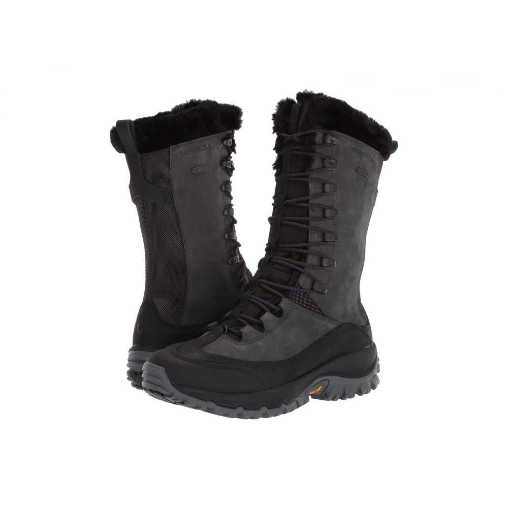 メレル Merrell レディース ハイキング・登山 シューズ・靴【Thermo Rhea Tall Waterproof】Granite