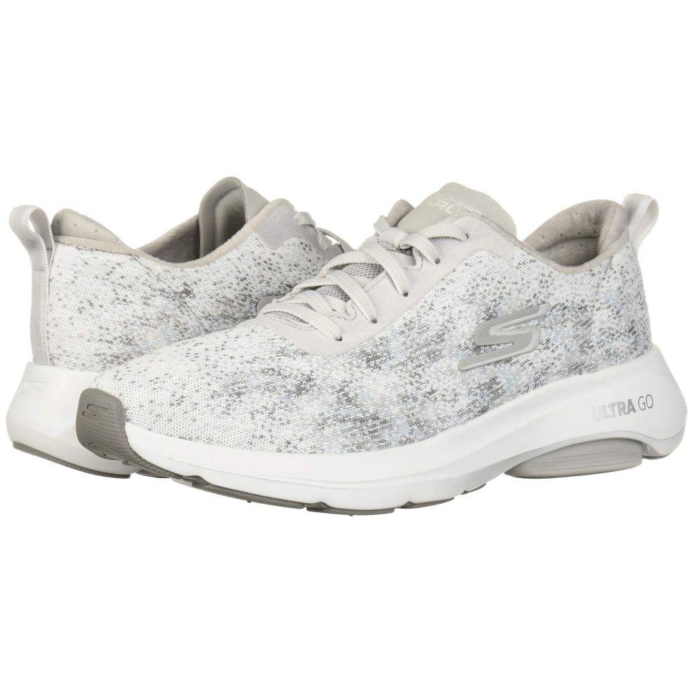 スケッチャーズ SKECHERS レディース ランニング・ウォーキング シューズ・靴【Go Run Viz Tech】Light Gray