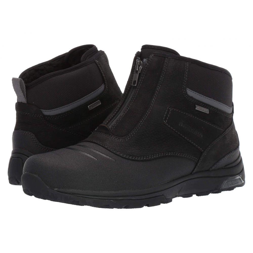 ダナム Dunham メンズ レインシューズ・長靴 シューズ・靴【Trukka Zip】Black