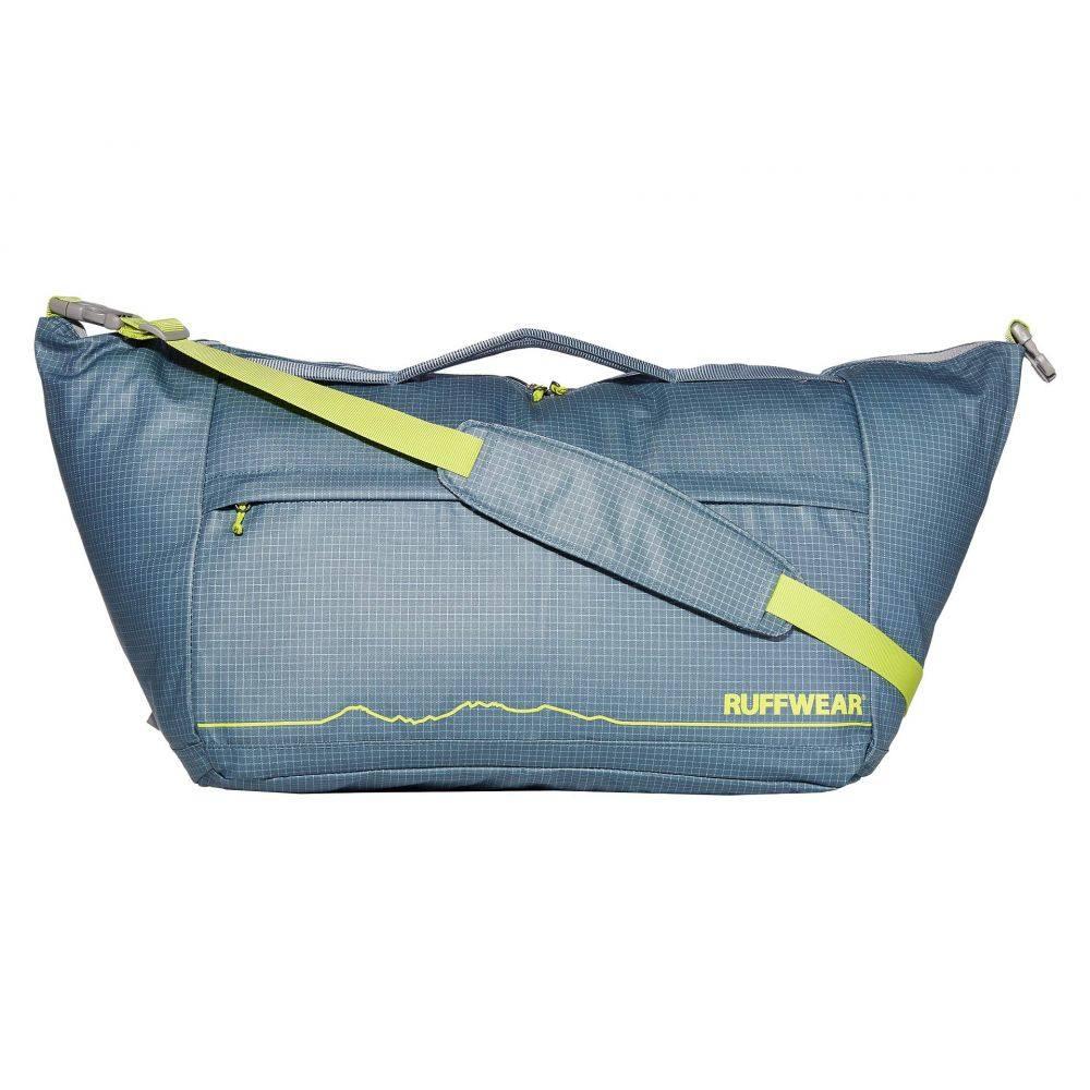 ラフウェア Ruffwear レディース ボストンバッグ・ダッフルバッグ バッグ【Haul Bag(TM)】Slate Blue