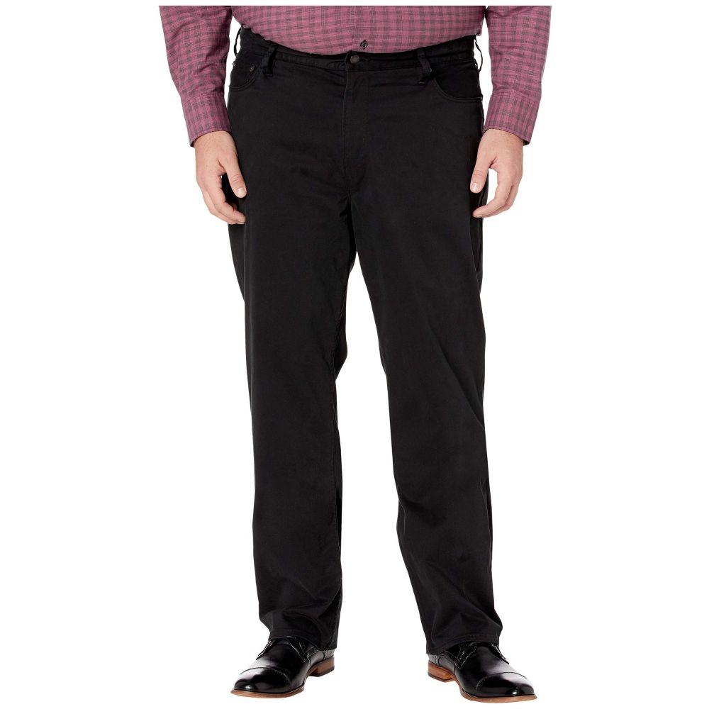 ラルフ ローレン Polo Ralph Lauren Big & Tall メンズ ボトムス・パンツ 大きいサイズ【Big & Tall Five-Pocket Sateen Pants】Polo Black