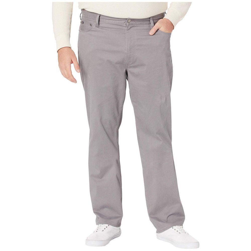 ラルフ ローレン Polo Ralph Lauren Big & Tall メンズ ボトムス・パンツ 大きいサイズ【Big & Tall Five-Pocket Sateen Pants】Perfect Grey