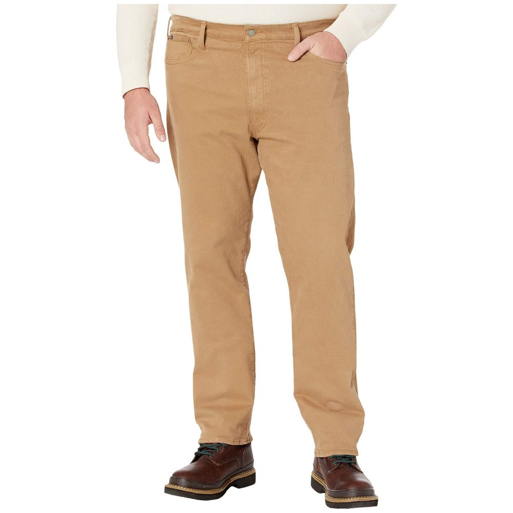 ラルフ ローレン Polo Ralph Lauren Big & Tall メンズ ジーンズ・デニム 大きいサイズ ボトムス・パンツ【Big & Tall Denim - Good】Hudson Khaki Stretch