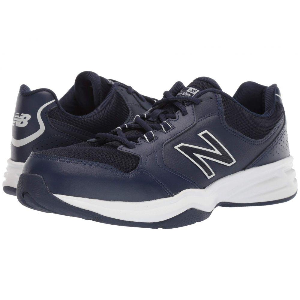 ニューバランス New Balance メンズ スニーカー シューズ・靴【411】Pigment/White