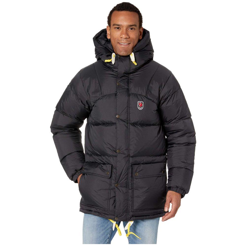 フェールラーベン Fjallraven メンズ ダウン・中綿ジャケット アウター【expedition down jacket】Black