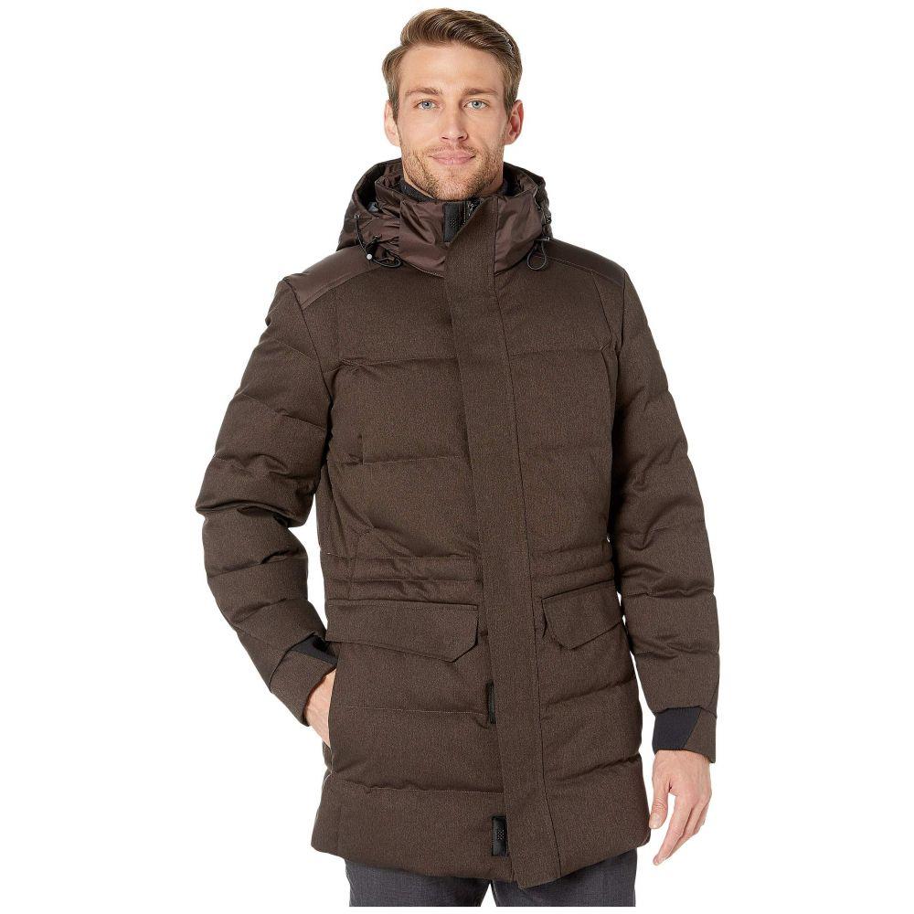 ヒューゴ ボス BOSS Hugo Boss メンズ ダウン・中綿ジャケット アウター【jeer4 coat】Medium Brown